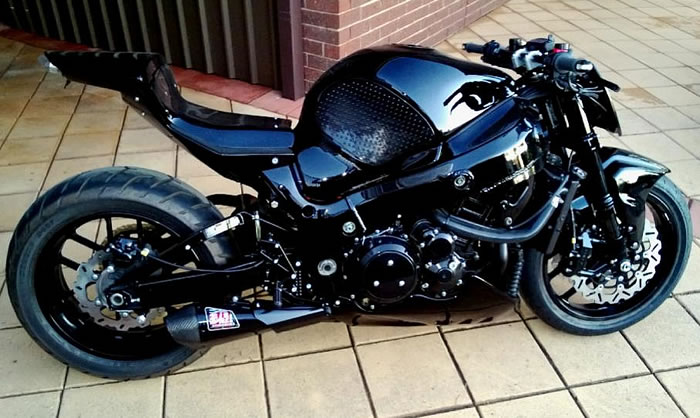 New here   New Owners Forum   Hayabusa Owners Group